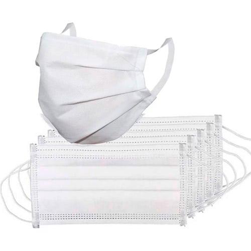 Máscara de proteção contra o vírus